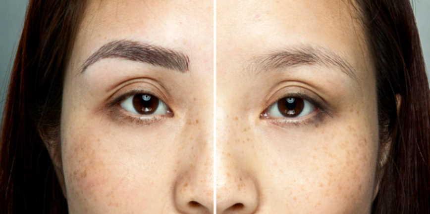 women without makeup